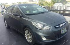 Hyundai Accent 2014 Gray for sale