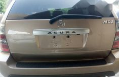 Acura MDX 2006 Gold color for sale