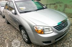 Kia Spectra 2008 Silver for sale