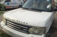 Range Rover HSE 2005 White for sale