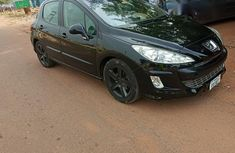 Peugeot 308 GTI 2011 Black for sale