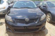 Toks Toyota Corolla 2010 Black for sale