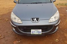 Peugeot 407 2004 Gray for sale