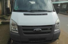 Ford Transit 2006 White for sale