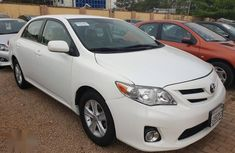 Toks Toyota Corolla 2013 White for sale