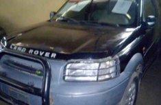 Land Rover Freelander 2001 Black for sale