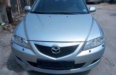 Toks Mazda MS-6 2003 Silver for sale