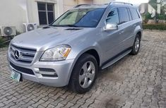 Mercedes-Benz GL450 2011 Silver for sale