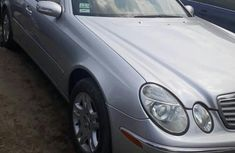 Toks Mercedes-Benz E350 2006 Silver for sale