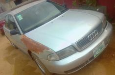 Audi A4 2000 1.8 T Silver for sale