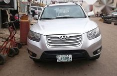 Hyundai Santa Fe 2012 Silver for sale