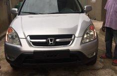 Honda CR-V 2006 2.0i LS Silver for sale