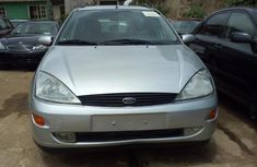 Toks Ford Focus 2000 Wagon Silver for sale