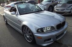 Toks BMW M3 2004 Silver for sale