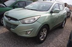 Hyundai ix35 2012 Green for sale