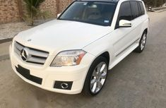 Toks Mercedes-Benz GLK-Class 2010 350 4MATIC White for sale