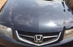 Acura TSX 2006 Blue for sale