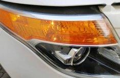 Toks Ford Explorer 2012 White for sale