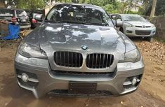 BMW X6 2008 Sports Activity Coupe Gray for sale