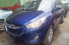 Hyundai ix35 2011 Blue for sale