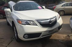 Tokunbo Acura RDX 2013 White for sale