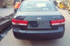 Hyundai Sonata 2008 blue for sale