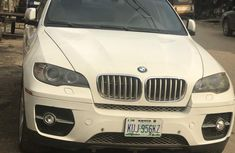BMW X6 2010 xDrive50i White for sale