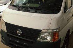 Nissan Urvan 2012 Whitefor sale