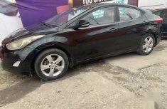 Hyundai Elantra 2013 Black for sale
