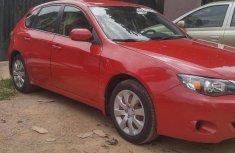 Subaru Impreza 2009 2.5i Premium Red  for sale