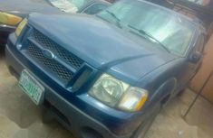 Toks Ford Explorer 2005 Sport Track Automatic Blue for sale