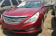 Hyundai Sonata 2013 Red for sale
