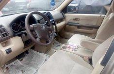 Honda CR-V 2005 Goldfor sale