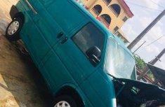 Toks Volkswagen Transporter 2005 Green for sale