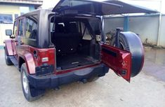 Jeep Wrangler 2012 Rubicon Red for sale