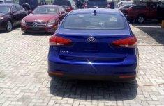 Kia Forte 2017 Blue for sale