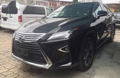 Toks Lexus RX350 2018 Black for sale