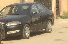 Nissan Sunny 2011 Black color for sale