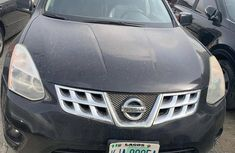 Nissan Rogue SL 4WD 2008 Black for sale