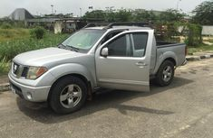Nissan Frontier 2005 Automatic Silver for sale