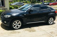 BMW X6 Petrol 2010 Black for sale