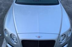 Bentley Continental 2014 Silver for sale