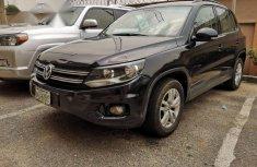 Volkswagen Tiguan 2015 Black for sale