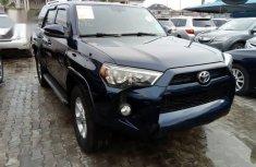 Toyota 4-Runner 2016 Blue for sale