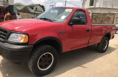 Ford F-150 2003 Red for sale