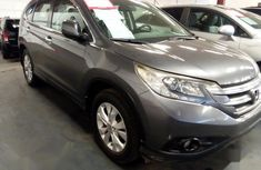 Honda CR-V 2013 Gray for sale