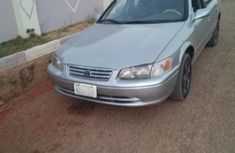Toyota Camry 2002 Silverfor sale
