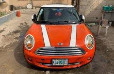 Mini Cooper 2008 Orange for sale