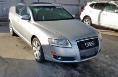 Audi A6 2007 Gray for sale