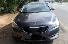 Kia Cadenza 2011 Gray for sale
